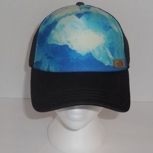 The North Face Photobomb Trucker Hat Snapback Blue